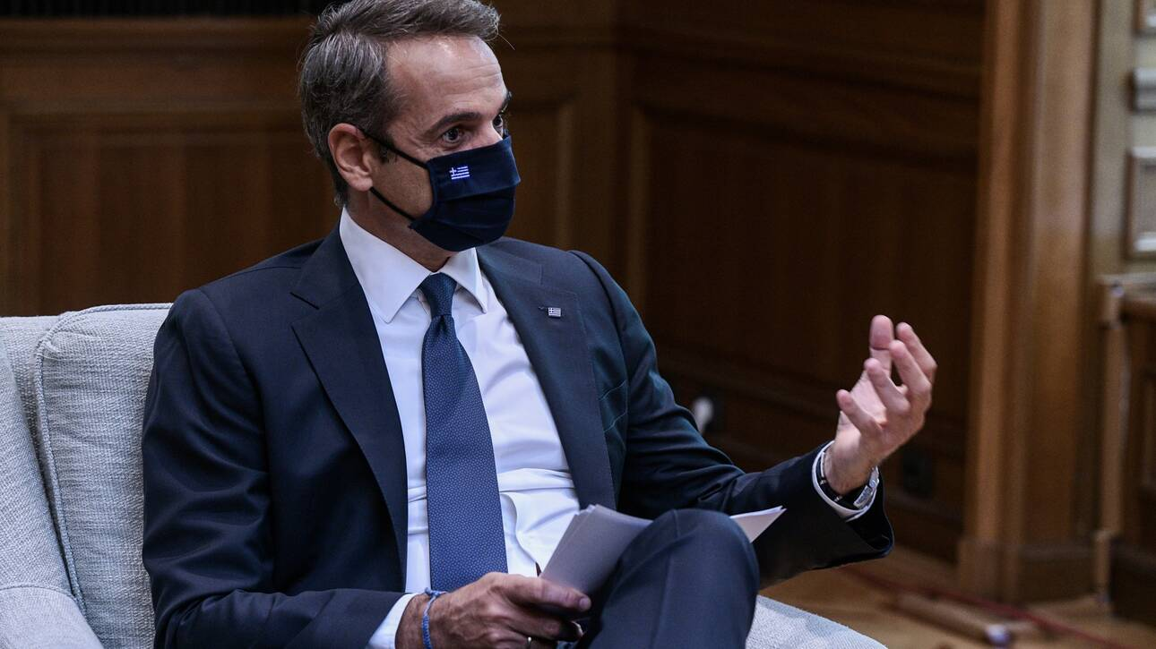 Άρθρο Μητσοτάκη σε Times, FAZ και Le Monde: Αν η Τουρκία δεν λογικευτεί, μόνη επιλογή οι κυρώσεις