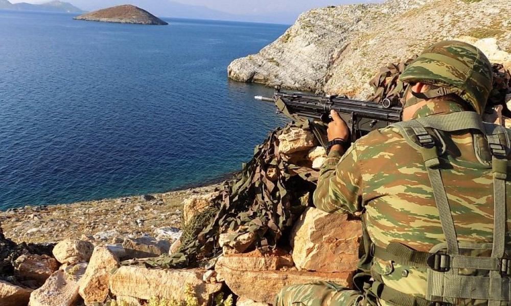 Aναθεώρηση του status quo θέλει η Τουρκία: Με χάρτη στοχοποιεί 23 νησιά