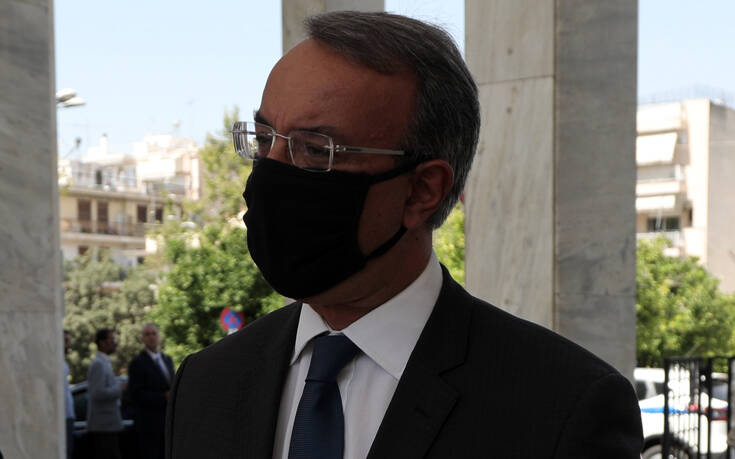 Σταϊκούρας: Η ελληνική οικονομία αντέχει ένα δεύτερο lockdown