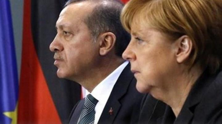 ΕΚΤΑΚΤΟ-Τηλεφωνική επικοινωνία Μέρκελ-Ερντογάν - ΤΩΡΑ