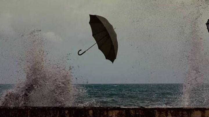 """Κακοκαιρία """"Ιανός"""": Έρχονται καταιγίδες και θυελλώδεις άνεμοι - Η πιθανότητα δημιουργίας μεσογειακού κυκλώνα"""