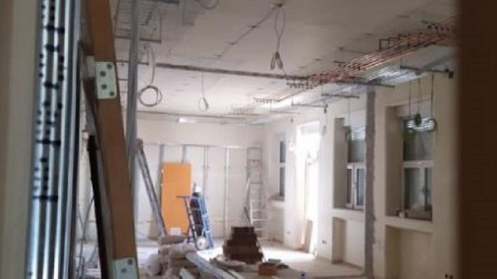SOS για τις ΜΕΘ: Εκκενώνονται κρεβάτια για ασθενείς με κορονοϊό – Υπό κατασκευή νέες κλίνες – ΦΩΤΟ