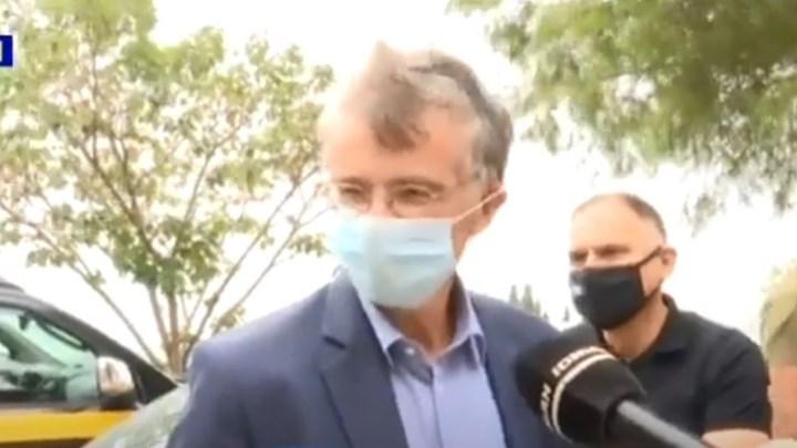 Κορονοϊός: Αυτοψία Τσιόδρα στη Λακωνία – Εξετάζεται το ενδεχόμενο lockdown