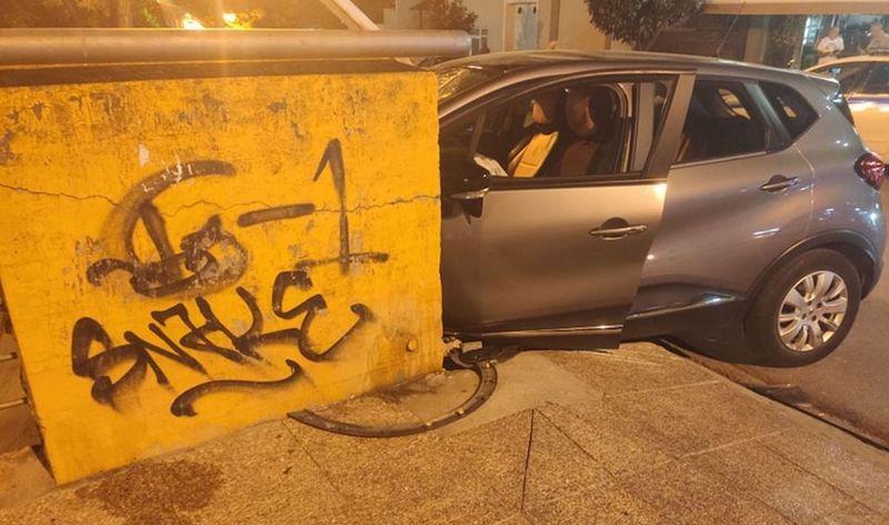 Λάρισα: Αυτοκίνητο έριξε δύο ανήλικους από τη γέφυρα του Αλκαζάρ