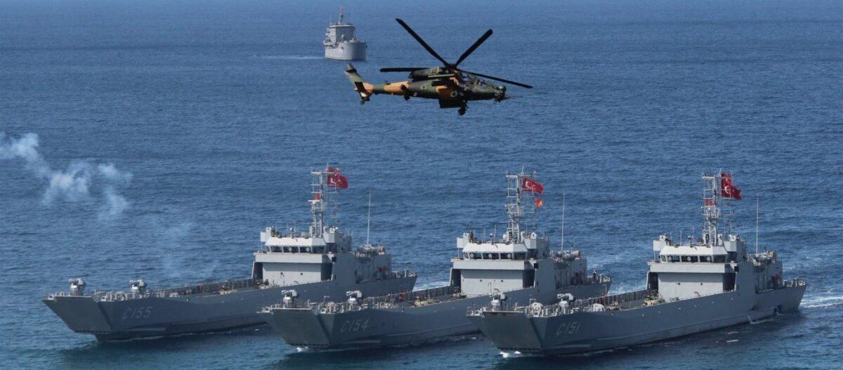 Να αποκλειστούν σύμπλεγμα της Μεγίστης & Στενά για τα ελληνικά πλοία ζήτησε ο δημιουργός του μνημονίου Τουρκίας-Λιβύης