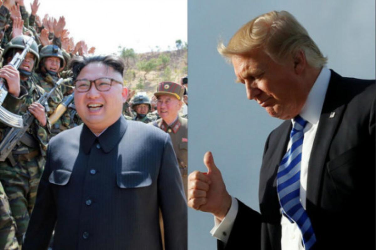 Η φρικιαστική αποκάλυψη του Τραμπ για τον Κιμ Γιονγκ Ουν