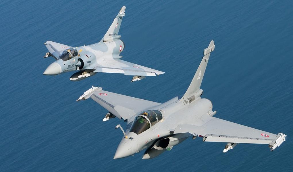 Deal μεταβίβασης των 19 παλαιών μαχητικών Mirage 2000EGM/BGM στην Κύπρο μετά την προμήθεια των Rafale;