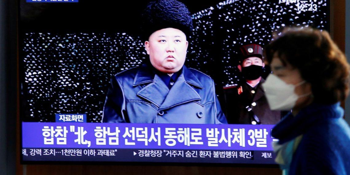 Ιστορική στιγμή: Ο Κιμ Γιονγκ Ουν ζήτησε συγνώμη από τη Νότια Κορέα!