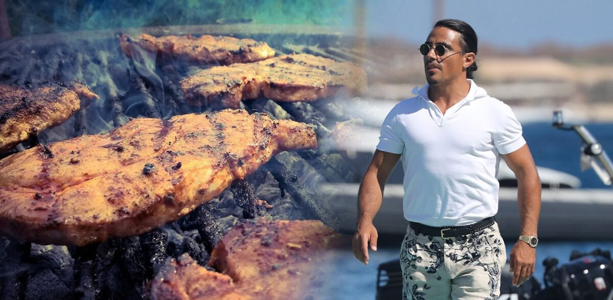 Salt Bae: Λουκέτο στο εστιατόριό του στη Βοστόνη – Δεν τηρούνταν τα μέτρα κορονοϊού