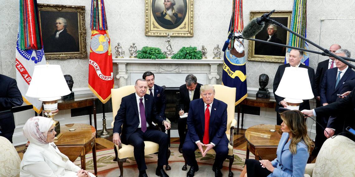 Νέα ηχητικά εκθέτουν τη σχέση του Τραμπ με τον Ερντογάν: «Όσο χειρότερος τόσο το καλύτερο»