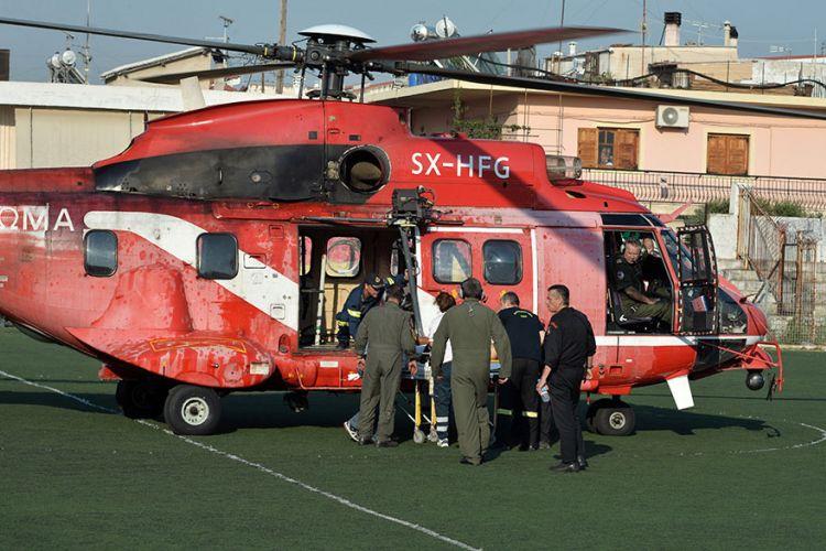 Κρήτη: Ακρωτηριάστηκαν τα δάχτυλα ναυτικού μέσα σε κρουαζιερόπλοιο! Δραματική αεροδιακομιδή στο Ηράκλειο
