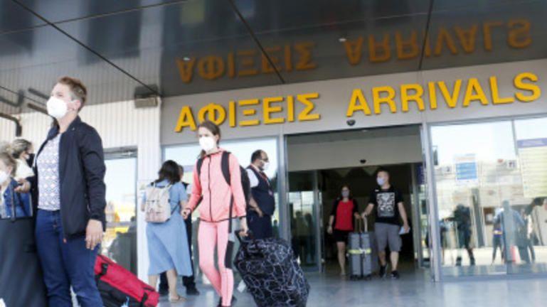 640.000 τουρίστες σε Ηράκλειο από την 1η Ιουλίου!