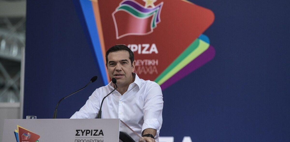 Τσίπρας στην ΚΕ ΣΥΡΙΖΑ: Κάθε μέρα που περνά η κυβέρνηση Μητσοτάκη κατεδαφίζει αντί να χτίζει