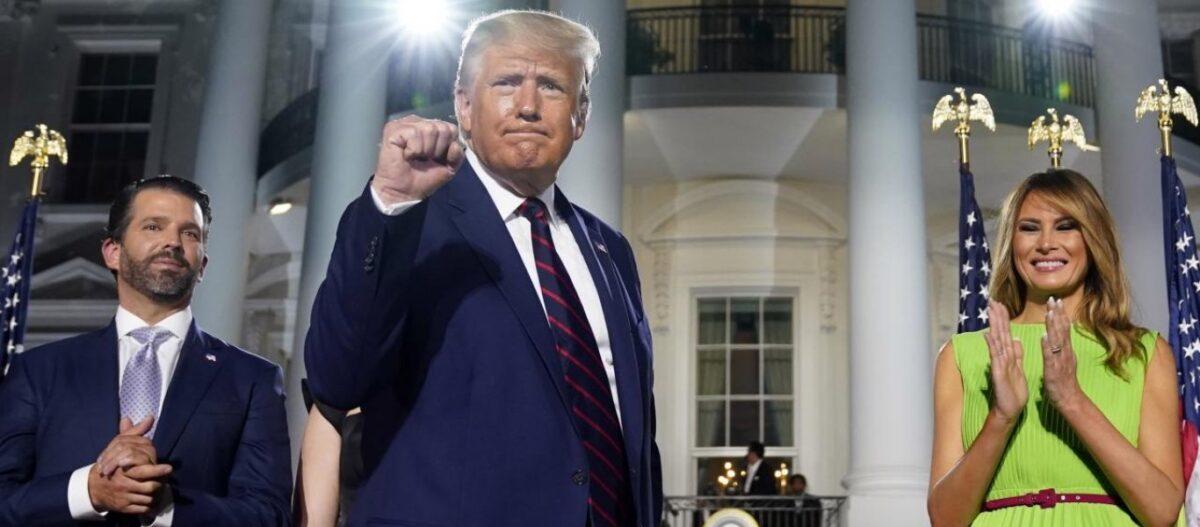 «Πήρε κεφάλι» ο Ν.Τραμπ: 52% αποδοχή από τους Αμερικανούς πολίτες στην τελευταία δημοσκόπηση!