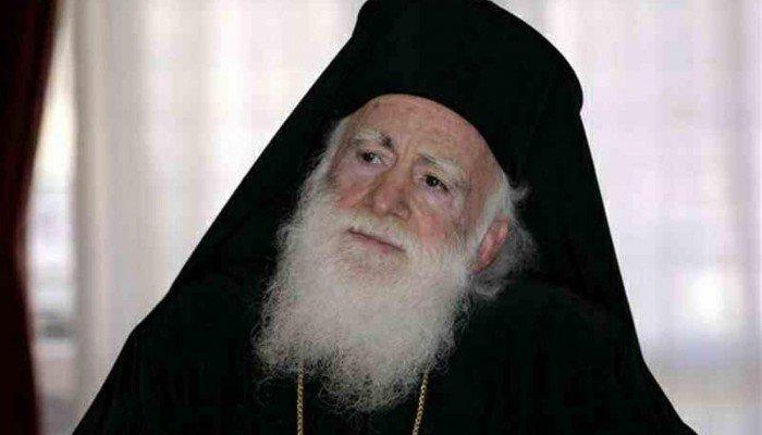 Σταθερά κρίσιμη η υγεία του Αρχιεπισκόπου Κρήτης