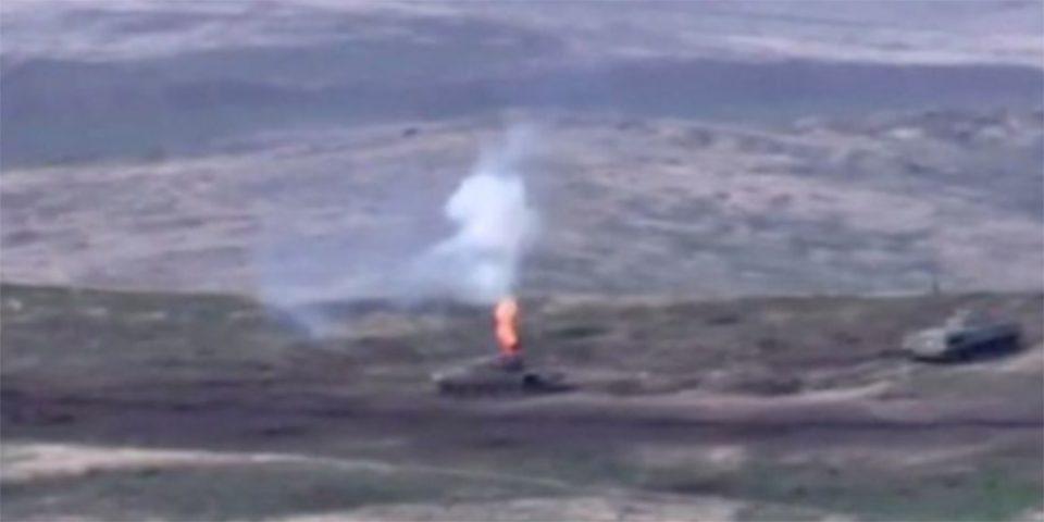 «Φλέγεται» ο Καύκασος: Δεκάδες νεκροί από συγκρούσεις στο Ναγκόρνο Καραμπάχ – Σκέψεις για αναγνώριση από την Αρμενία