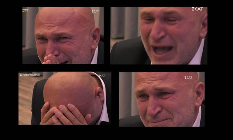 """Big Brother: """"Λύγισε"""" ο Αντιδήμαρχος – Έκλαιγε με λυγμούς (Pics-Vid)"""