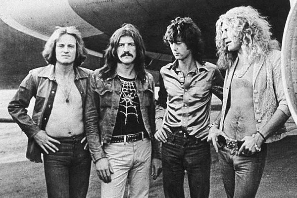 Ο θάνατος που σήμανε το τέλος των Led Zeppelin