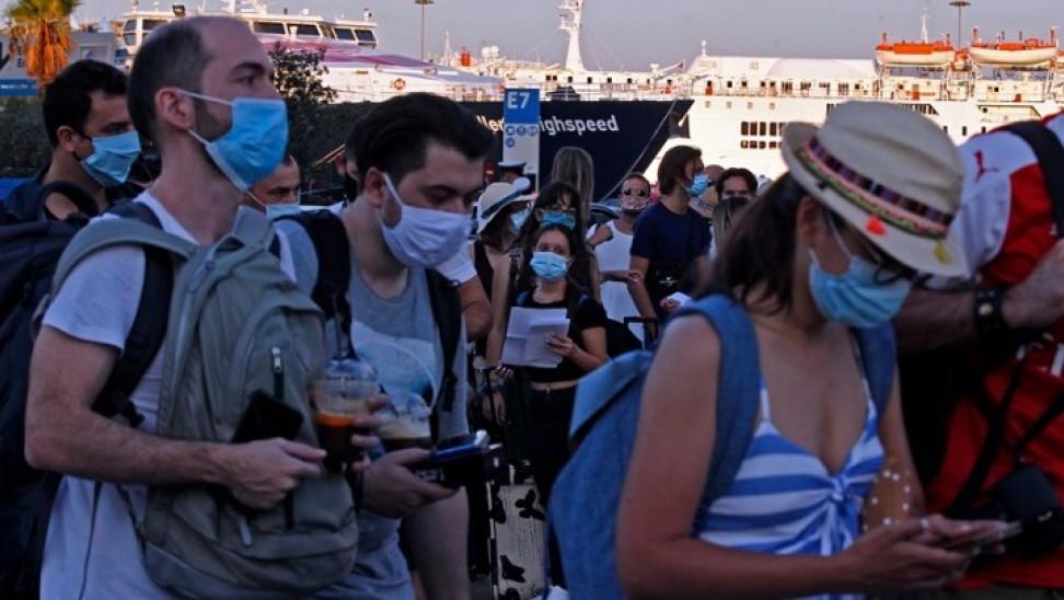 Κοροναϊός: Αυτά είναι τα νέα μέτρα που πέφτουν στο τραπέζι – Ο ρόλος της μάσκας στους εξωτερικούς χώρους