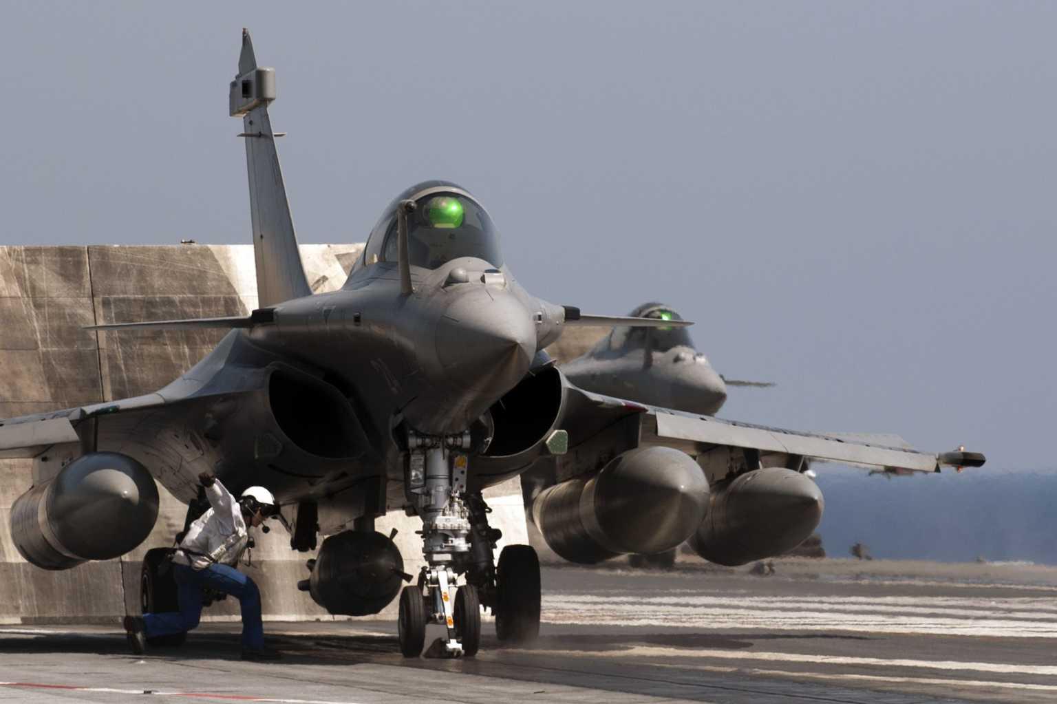 Γαλλία για Rafale: Πρώτα από όλα η Ελλάδα – Τότε θα είναι έτοιμοι οι Έλληνες πιλότοι