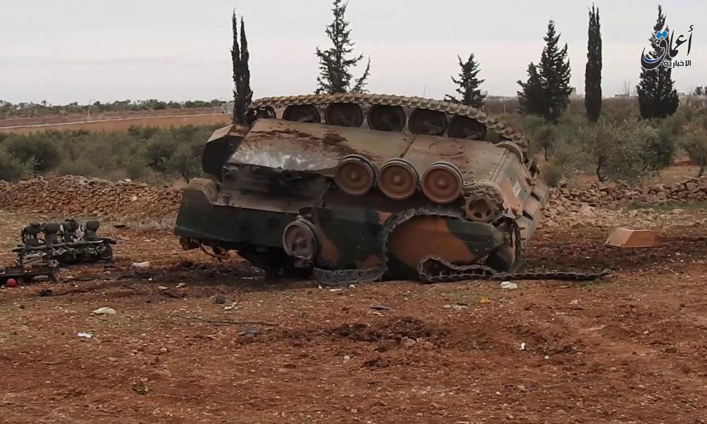 """Πανωλεθρία για την Άγκυρα: Ο Άσαντ""""σφυροκοπά"""" τον τουρκικό στρατό στη Συρία"""