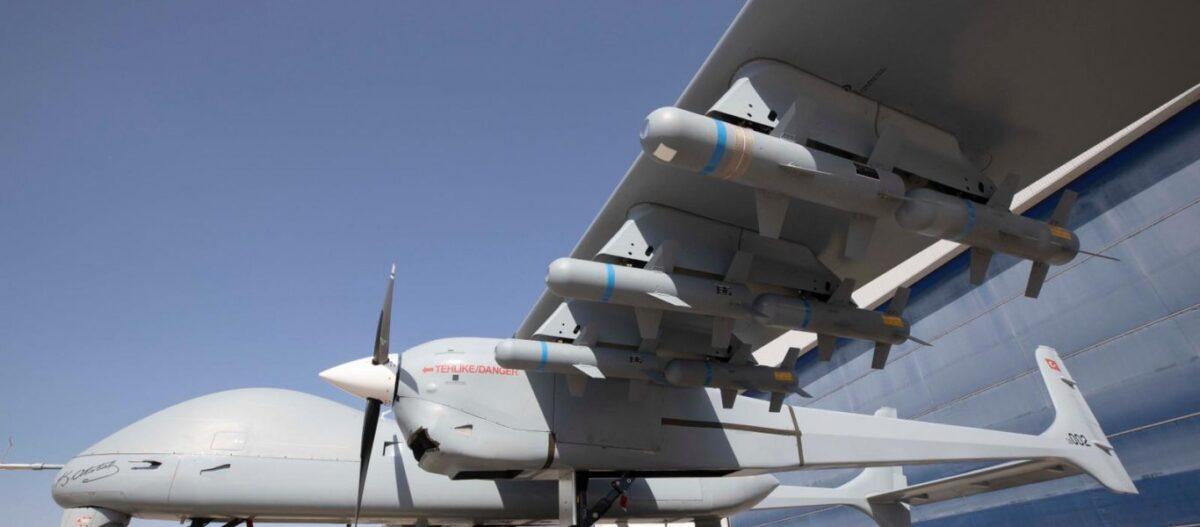 Σε… έκσταση η Άγκυρα: Φτιάξαμε UAV που μπορεί να πετά συνέχεια πάνω από Αιγαίο και ανατ. Μεσόγειο για 50 ώρες