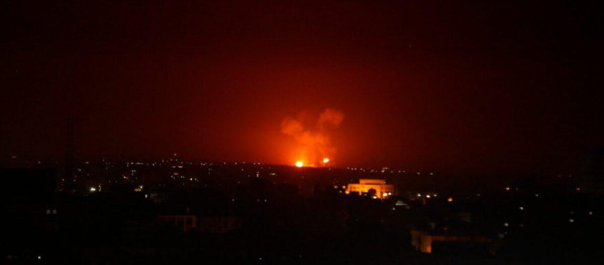 «Κόλαση» στην Λωρίδα της Γάζας εν μέσω υπογραφής της ιστορικής συμφωνίας ειρήνης του Ισραήλ με ΗΑΕ & Μπαχρέιν (βίντεο)