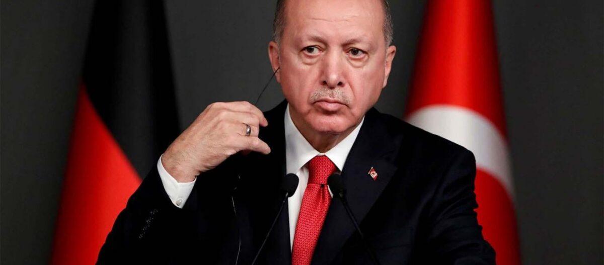 Ερντογάν: Ο Μακρόν είναι ένας ανίκανος φιλόδοξος