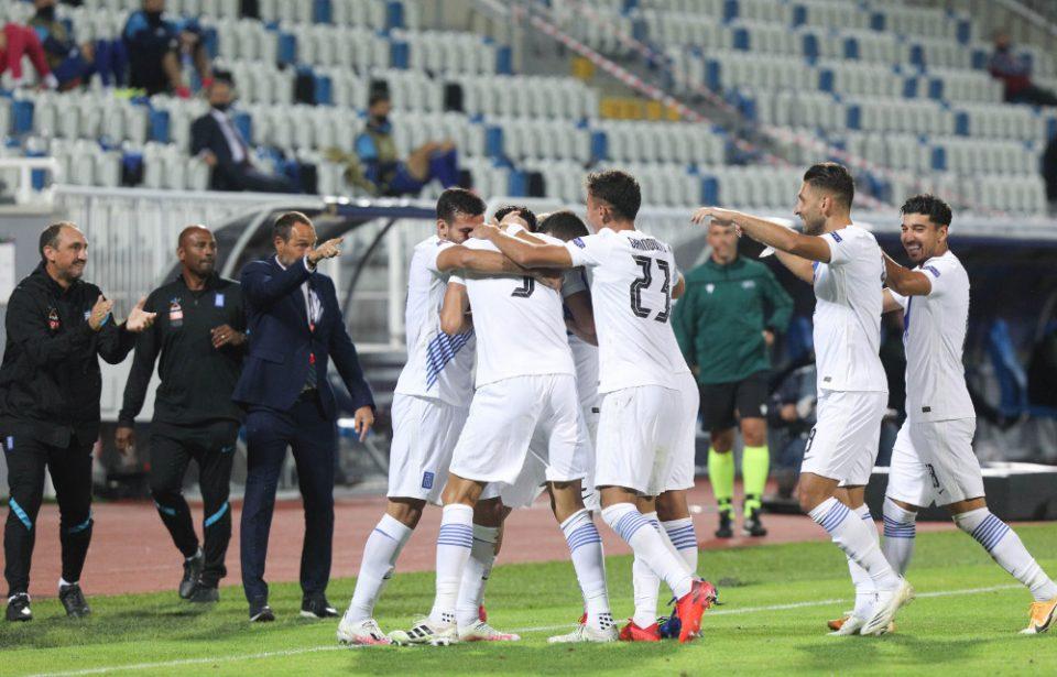 Nations League: Δείγμα θετικό από την Εθνική – 2-1 εκτός έδρας το Κόσοβο
