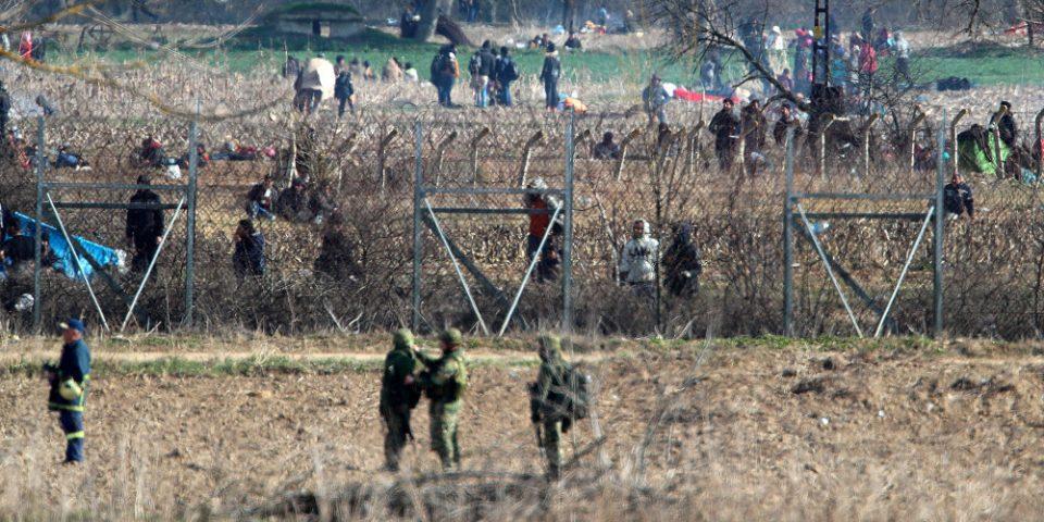Βίντεο – ντοκουμέντο: Περίεργες κινήσεις Τούρκων στρατιωτών στα σύνορα του Έβρου