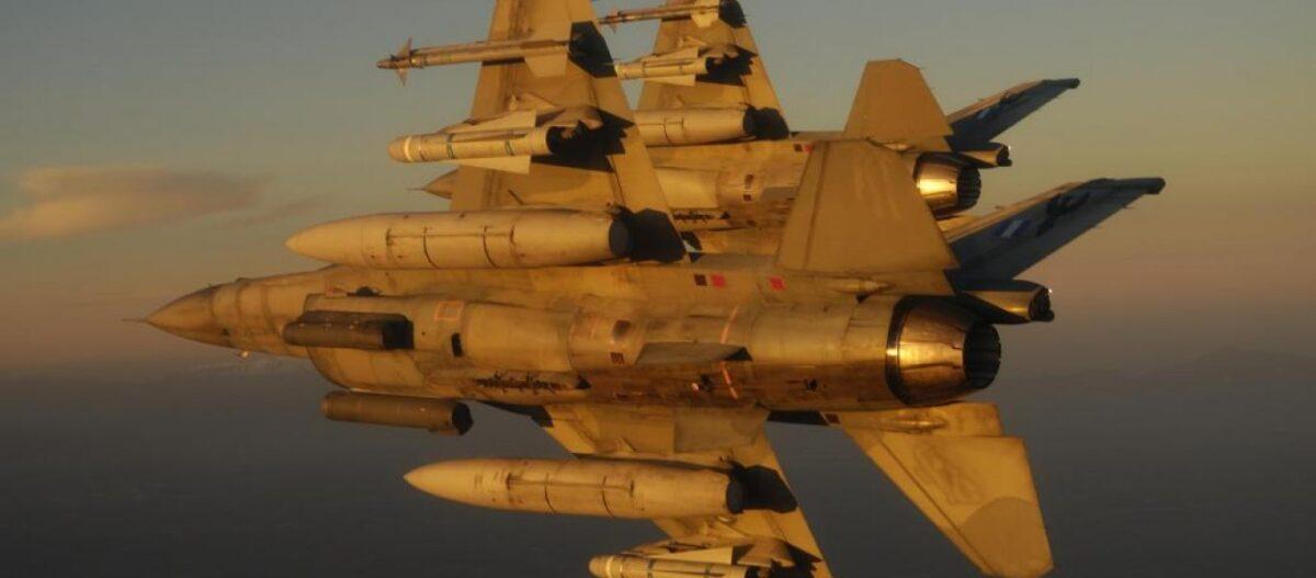 O τουρκικός Στόλος «απλώνεται» από την Λιβύη μέχρι την Κρήτη - Αποστολές στοχοποίησής του από την Πολεμική Αεροπορία