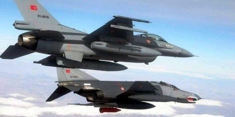 Καμία τύχη: Σοκαριστική έρευνα για τα τουρκικά F 16