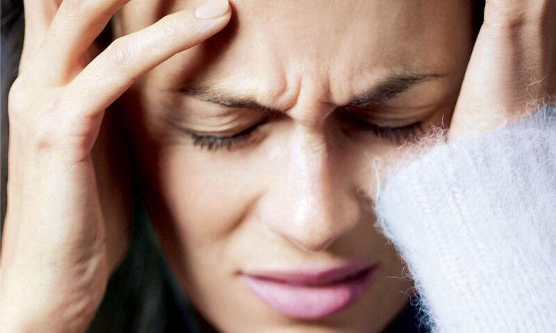4 είδη πονοκεφάλου & πώς αντιμετωπίζονται (εικόνες)