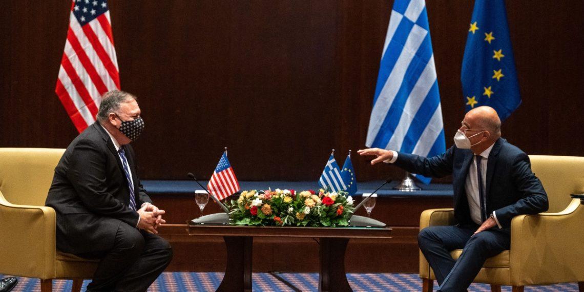 ΥΠΕΞ κυβέρνησης Μητσοτάκη: «Ιστορική η συμφωνία των Πρεσπών με την Βόρεια Μακεδονία»