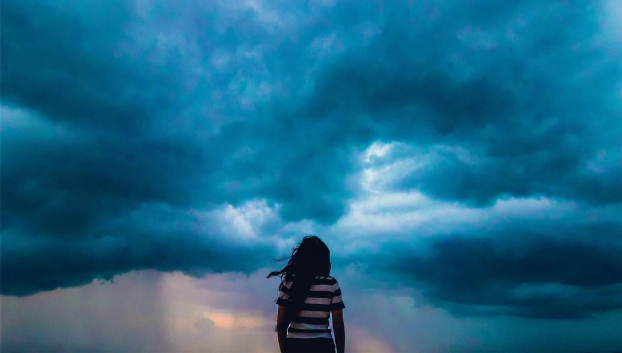 Ο καιρός στην Κρήτη: Τοπικές βροχές & ισχυροί άνεμοι έως 7 Μποφόρ τη Δευτέρα