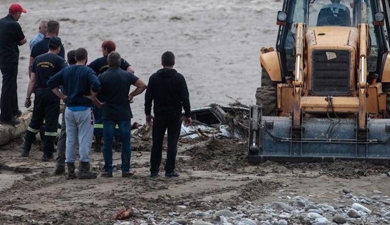 Κακοκαιρία «Ιανός»: Tα 6 μέτρα του υπουργείου Υποδομών και Μεταφορών για τις πληγείσες περιοχές