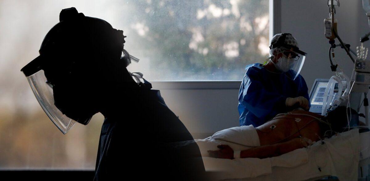 Κορονοϊός: Γέμισαν τα νοσοκομεία από περιστατικά Covid – Σύψας: Μάσκα και όχι πανικός