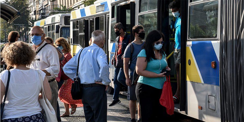 Κορωνοϊός: Στο «κόκκινο» το ιστορικό κέντρο της Αθήνας – «Πάνω από 900 ενεργά κρούσματα»