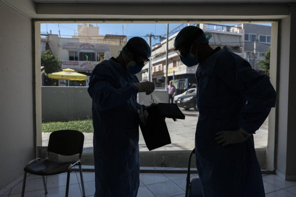 Κορωνοϊός: Τι περιλαμβάνει το σχέδιο για «lockdown» Μαδρίτης στις γειτονιές της Αθήνας