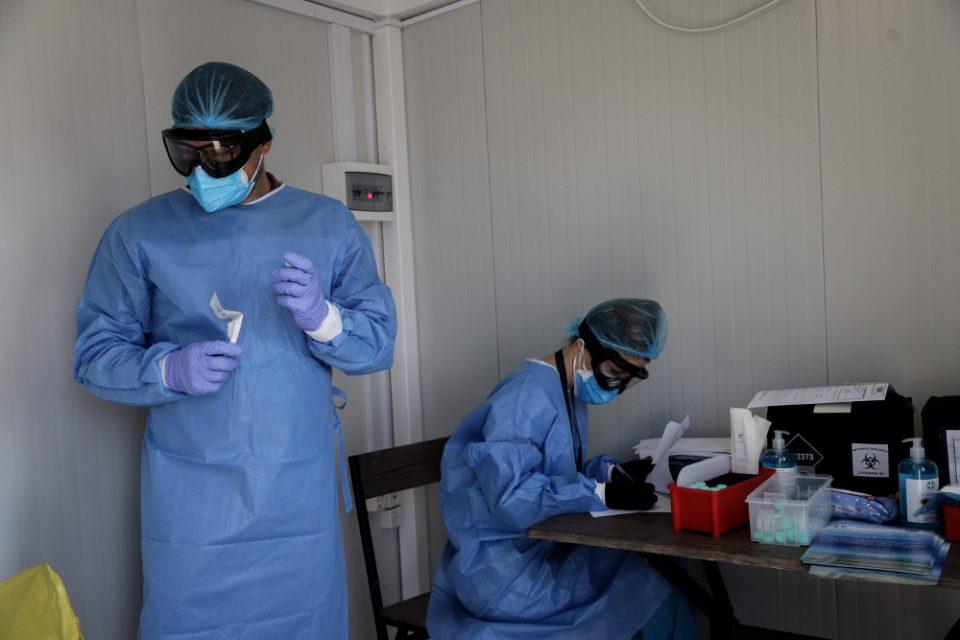 Κορωνοϊός: Ακόμα δύο νεκροί στην Ελλάδα – Πέθαναν γυναίκες σε «ΑΧΕΠΑ» και «Σωτηρία»