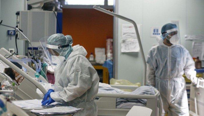 Κορωνοϊός: 384 τα θύματα στη χώρα μας -Κατέληξε 69χρονος στο ΑΧΕΠΑ