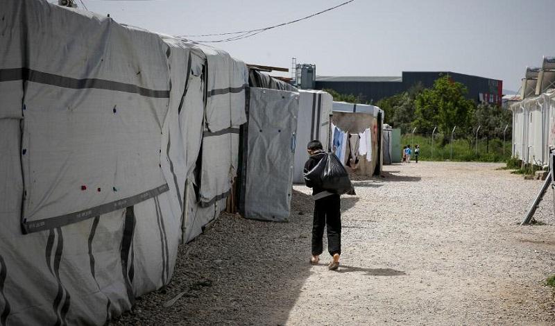 Τρία κρούσματα στη δομή φιλοξενίας προσφύγων στη Ρόδο