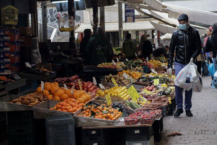 Αντιδρούν οι παραγωγοί για τη λειτουργία του delivery στις λαϊκές αγορές