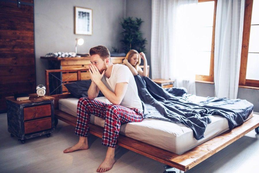 Γιατί συμβαίνει στους άνδρες η «Καθυστερημένη εκσπερμάτιση»