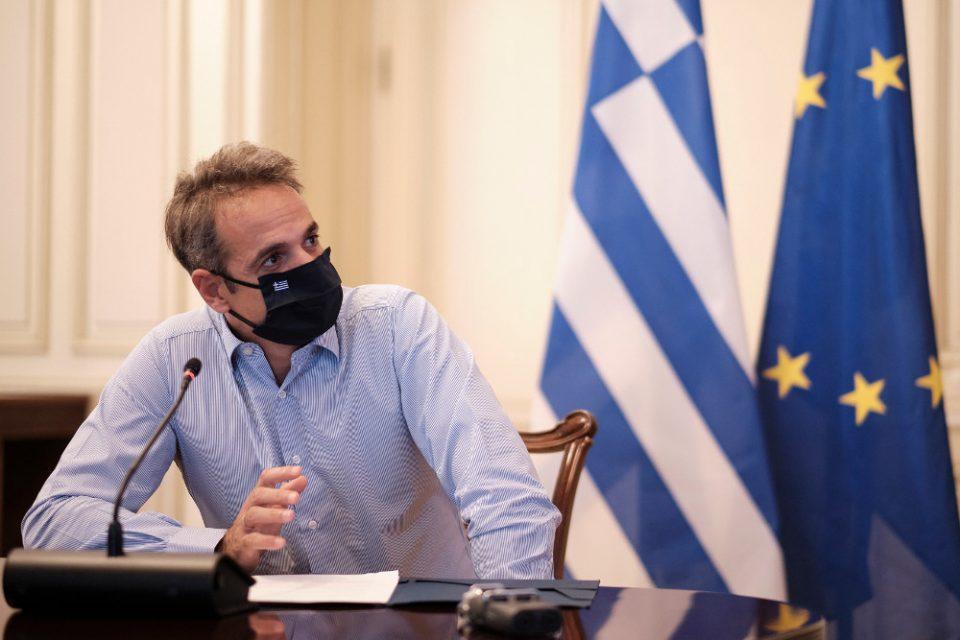 Μητσοτάκης: Θετικό βήμα η έναρξη διερευνητικών επαφών, αλλά χρειάζεται συνέπεια από την Τουρκία