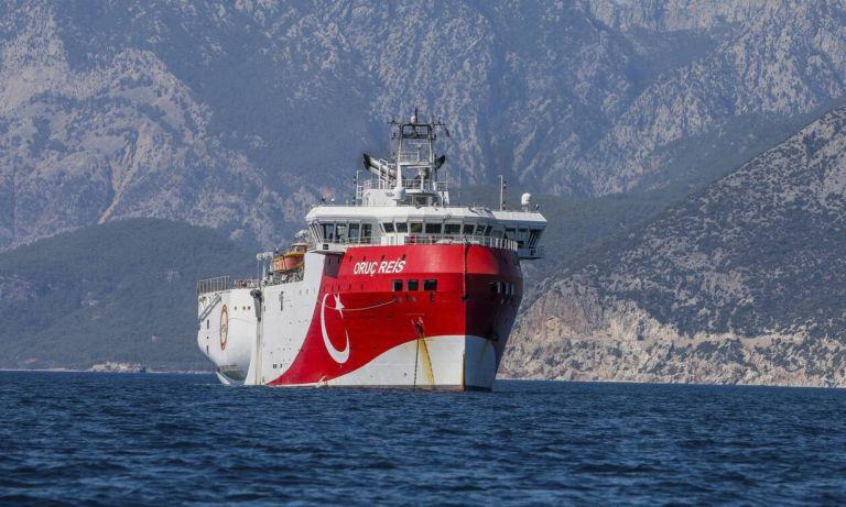 Oruc Reis: Βγήκε από το λιμάνι της Αττάλειας το ερευνητικό πλοίο