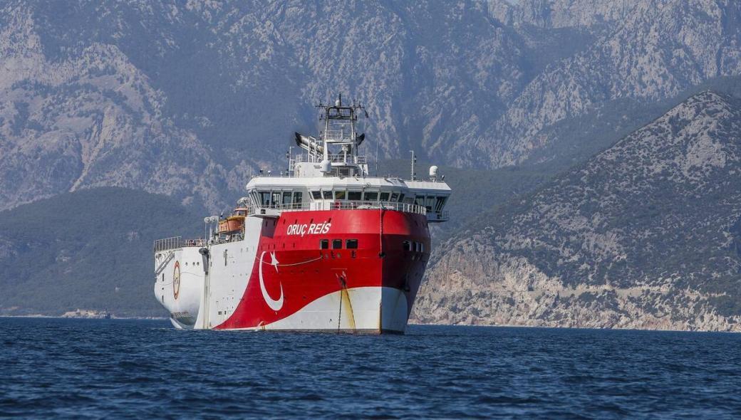 Μέρκελ: Η επιστροφή του Oruc Reis στην Τουρκία είναι καλό σημάδι ενόψει Συνόδου Κορυφής