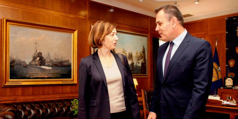 Rafale και φρεγάτες προσφέρει η Γαλλία στην Ελλάδα -Τι συζήτησαν Παναγιωτόπουλος – Παρλί