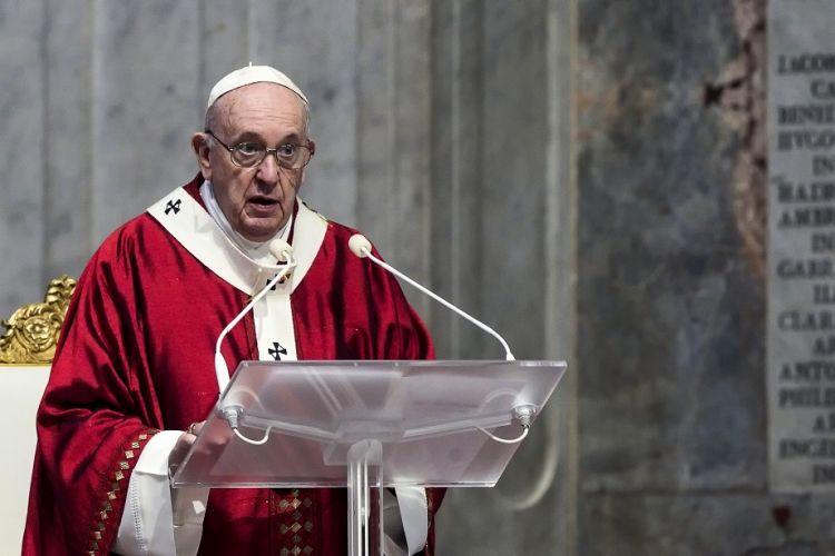 Πάπας για πρόσφυγες: Εκτοπισμένοι σαν τον Χριστό