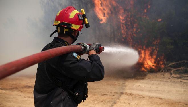 Τραγωδία: Νεκρός 39χρονος πυροσβέστης – Τον χτύπησε η μάνικα